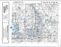 Map Image 009, Polk County 1992